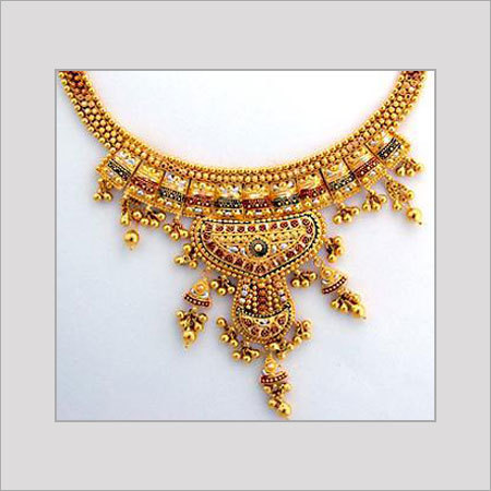 b9e7d2991e5ce Gold Necklaces - GRT THANGAMALIGAL JEWELLERY PRIVATE LIMITED, 136 ...