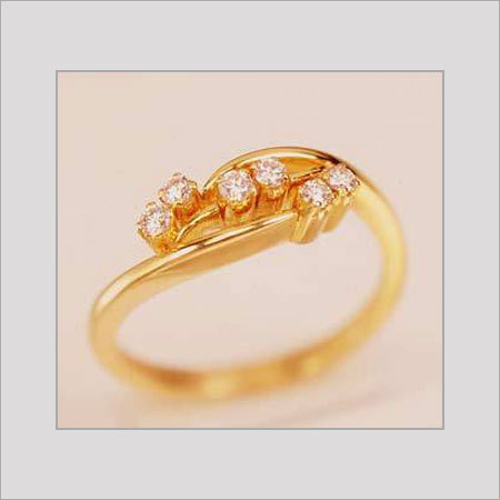 0fa08ae0a8218 Diamond Studded Gold Rings - GRT THANGAMALIGAL JEWELLERY PRIVATE ...