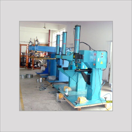 Lite Locker Air Drive Riveting Machine