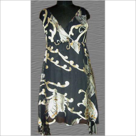 Chiffon Ladies Dress in  Nizamuddin (N / E / W)