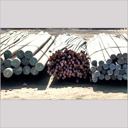 Heavy Duty Steel Round Bars - ARORA IRON & STEEL ROLLING