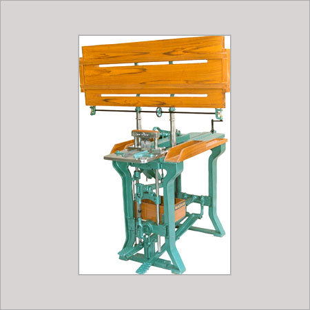 Manual Jacquard Card Punching Machine in  Industrial Area
