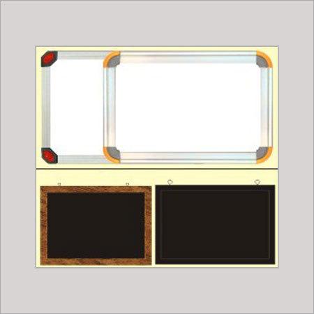 White / Black Board in  B-Sector (Sanwer)