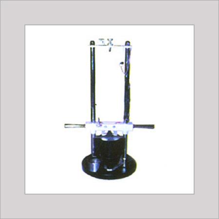 Aggregate Impact Test Apparatus