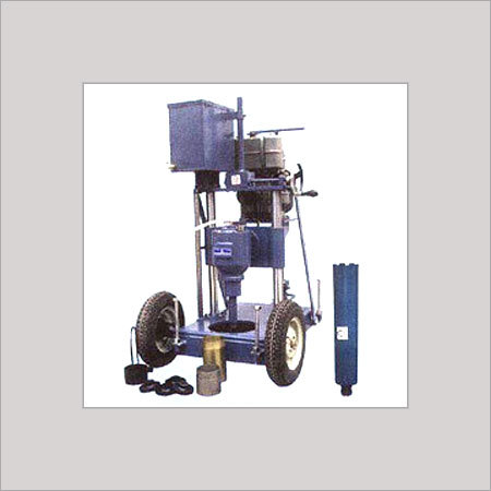 Core Cutting Machines in  Byculla (W)