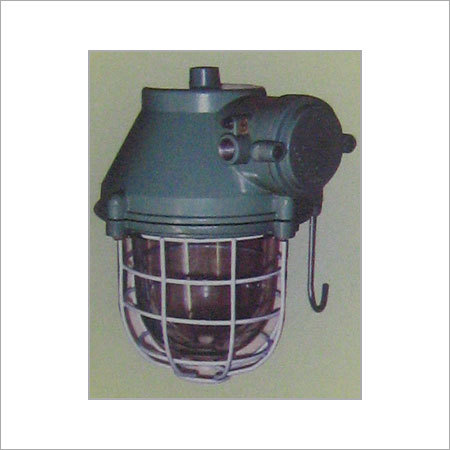 WELL GLASS FITTING LAMPS