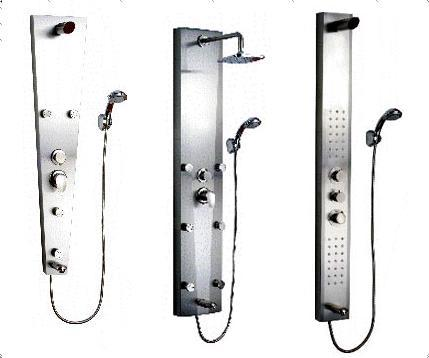 Steel Shower Panel