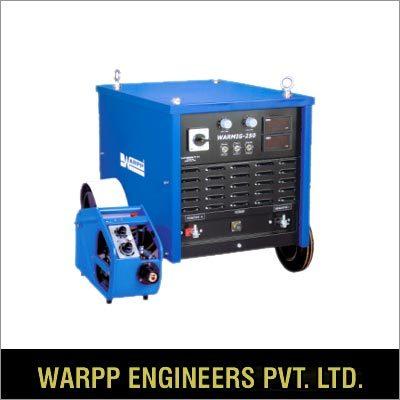 Step Type Mig/Mag Welding Machine