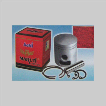 MARUTI AGNI PISTON WITH RING in   GIDC Estate