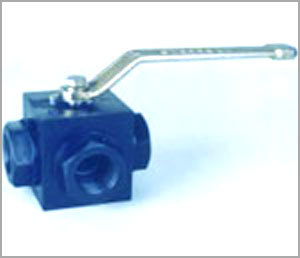 3-4 Way Ball Valves
