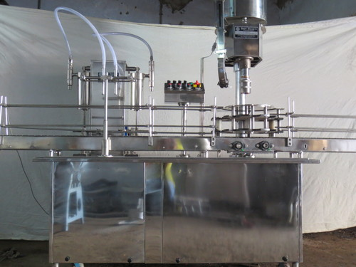 Mono Block Filling Sealing Machine in  Ctm