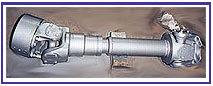 Universal Cross Joint (Cardon Shaft)