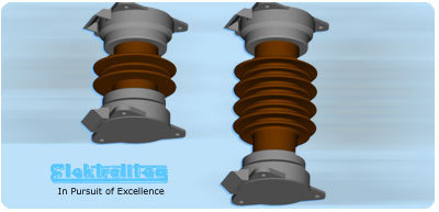 STATION CLASS ARRESTERS in  Road No. 9 (Vki)