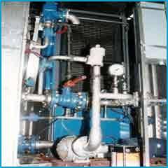 Diesel Base Plant