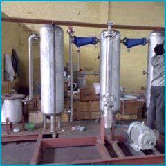 Kerosene Base Plant