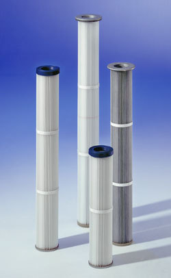 128 Mm Dust Filter Cartridge