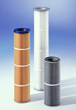 228 Mm Dust Filter Cartridge