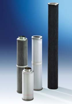 Dust Filter Cartridge 115 Mm With Thread