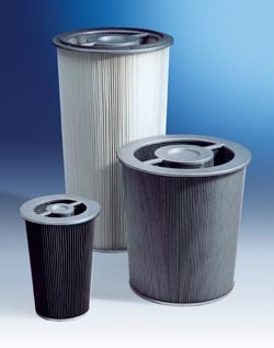Multi Cell Dust Filter Cartridge