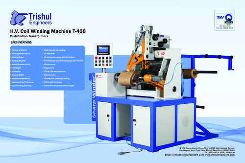 Transformer Winding Machine - Manufacturers & Suppliers, Dealers