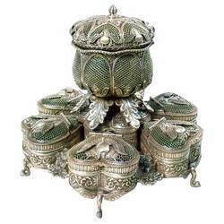 Silver Antique Boxes