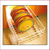 Right Angle Plate Basket