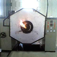 Rotary Retort Furnaces