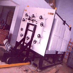 Trolley High Temperature Furnace