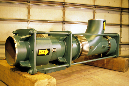 Externally Pressurized Expansion Joint Bellows