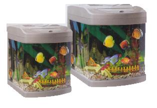 Designer Wall Aquariums