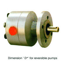 Flange Type Rotary Pumps