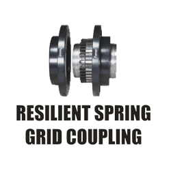 Resilient Spring Grid Couplings