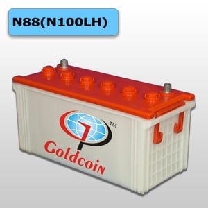 N88 Plastic Battery Container