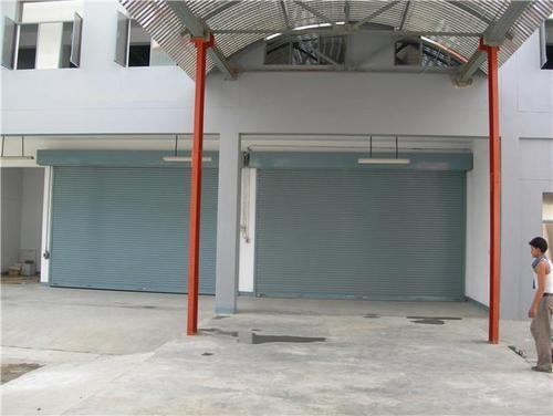 Rolling-Shutter For Industrial Purpose
