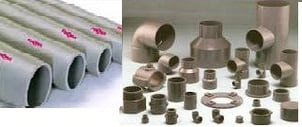 Finolex PVC Pipes and Fittings