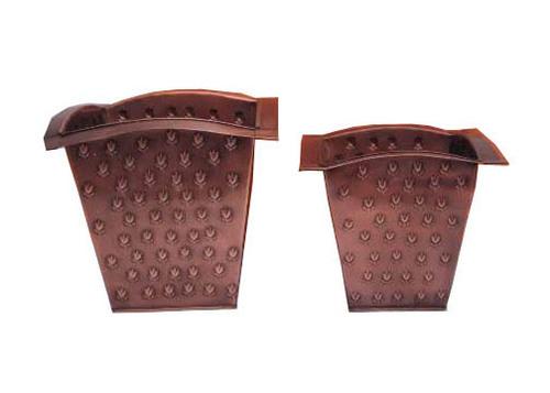 Iron Garden Planter Set of 2 Pcs
