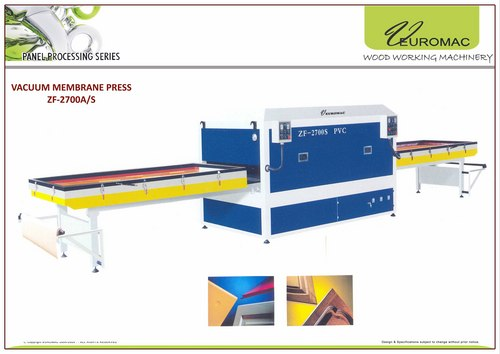 Vacuum Membrane Press