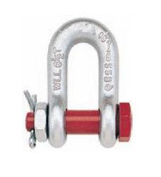 Safety Pin Dee Shackle Felixa  2150