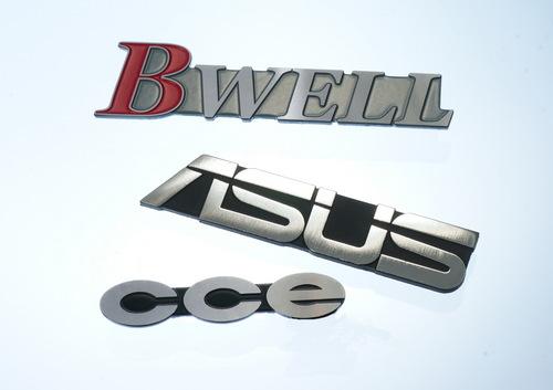 Aluminium Nameplate