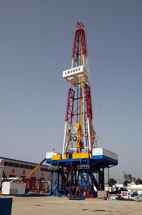 Oil Land Drilling Rig