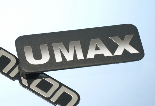 Aluminum Electroformed Name Plates