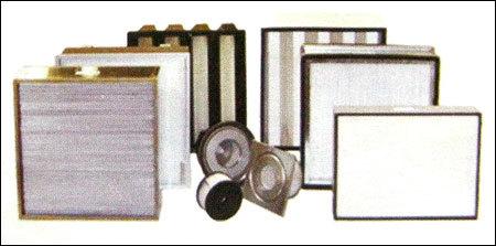 Box Type Air Filter