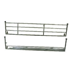 Collapsible Telescopic Side Rails