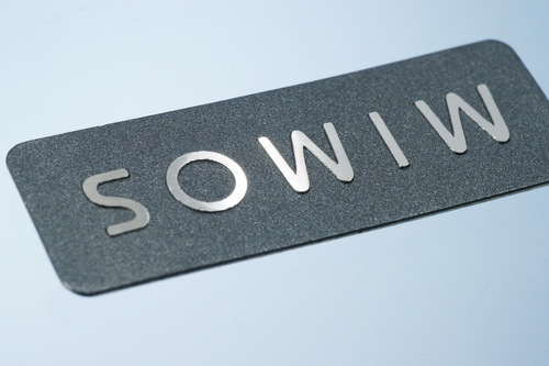 Embossed Name Plates