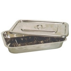 Instrument Tray With Cover