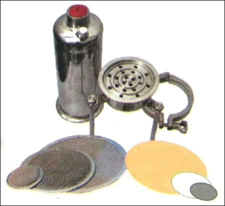 Laboratory Scale R&D Filter Unit