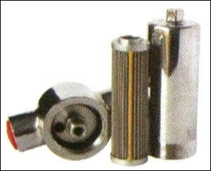 Spin Finish Oil Filter