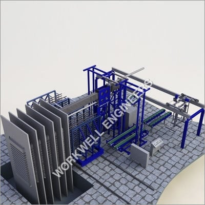 Automatic Loading Unloading System