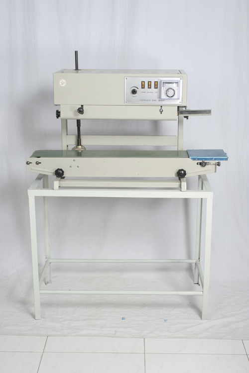 Vertical Model-Sc-07-V Sealer Machine