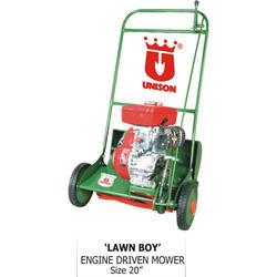 Engine Mower